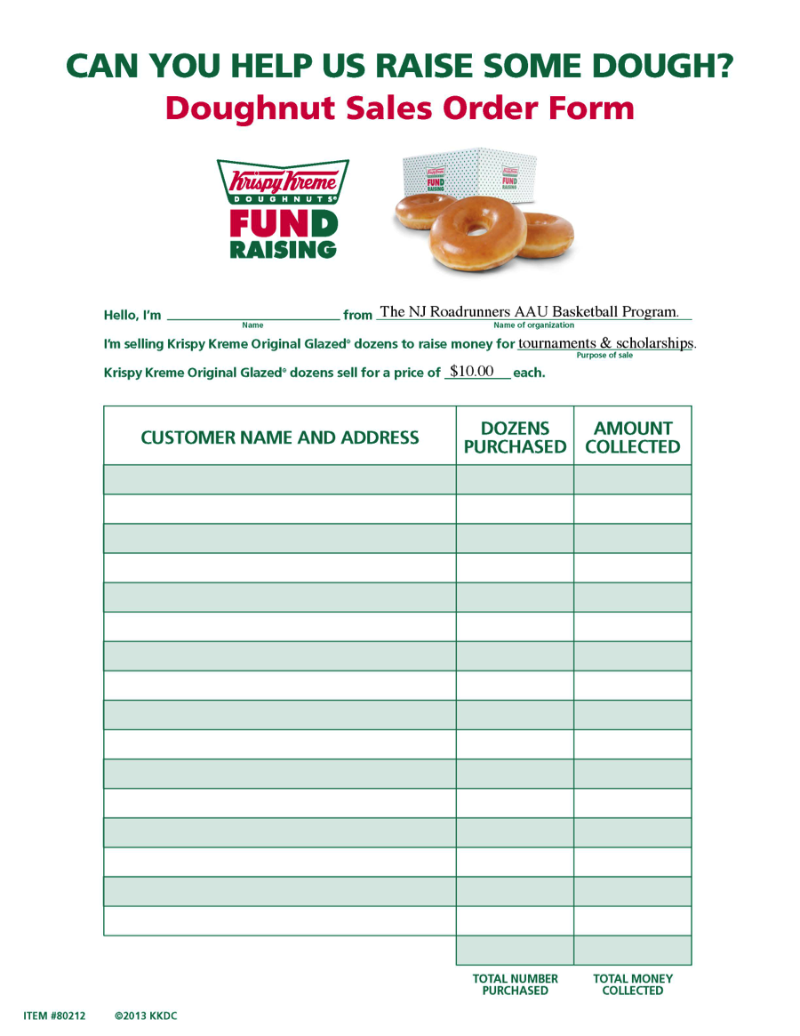 Krispy Kreme Fundraiser Images - Reverse Search