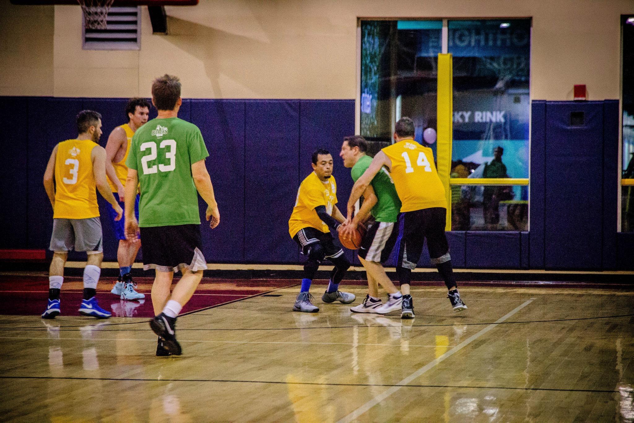 gay basketball league