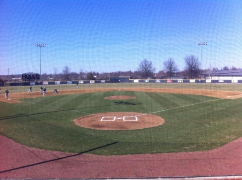 Facilities Willard Tigers Baseball