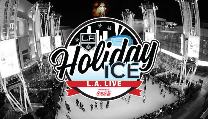 L.A. Live Holiday Ice