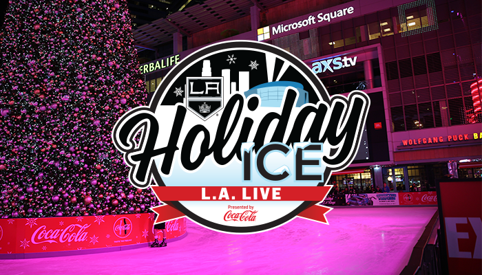 LA Live Holiday Ice