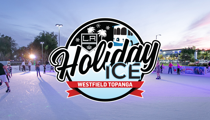 Westfield Topanga Holiday Ice