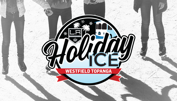 Holiday Ice at the Westfield Topanga
