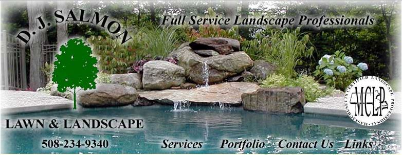 D.J. Salmon Lawn and Landscape