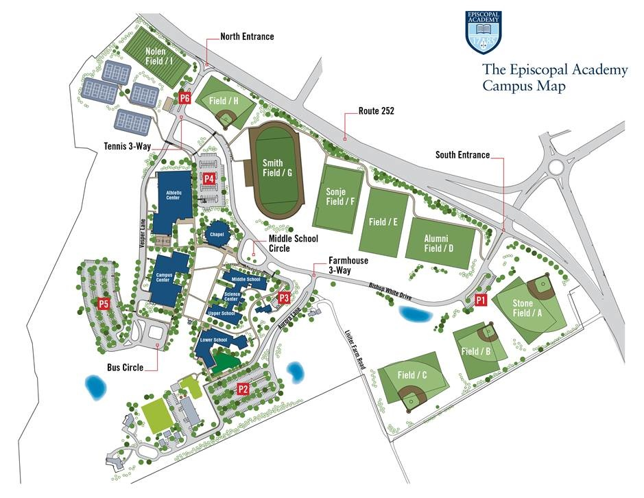Location Details For The Episcopal Academy Excel At Episcopal Academy