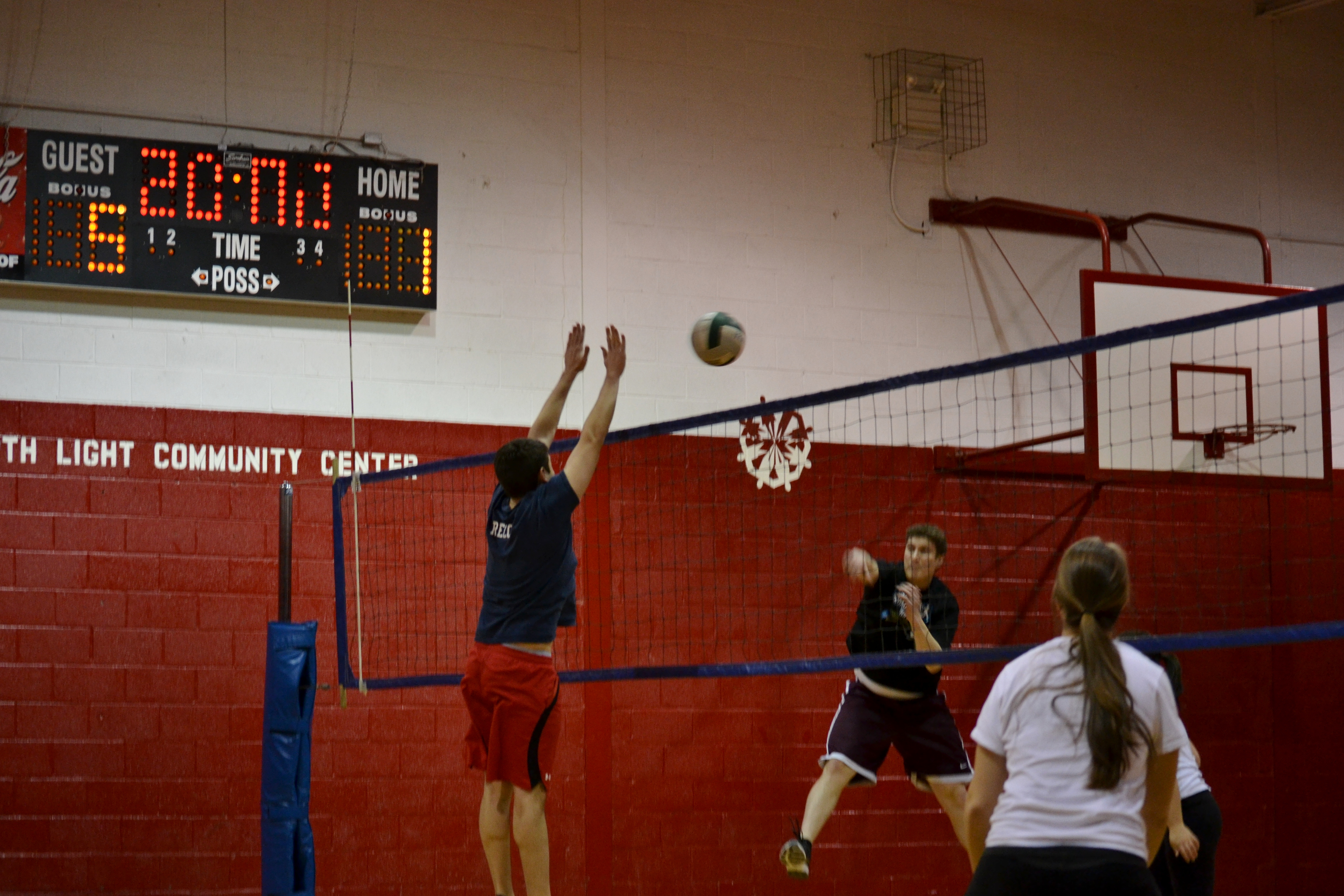 Manayunk Sport and Social Club's Volleyball League