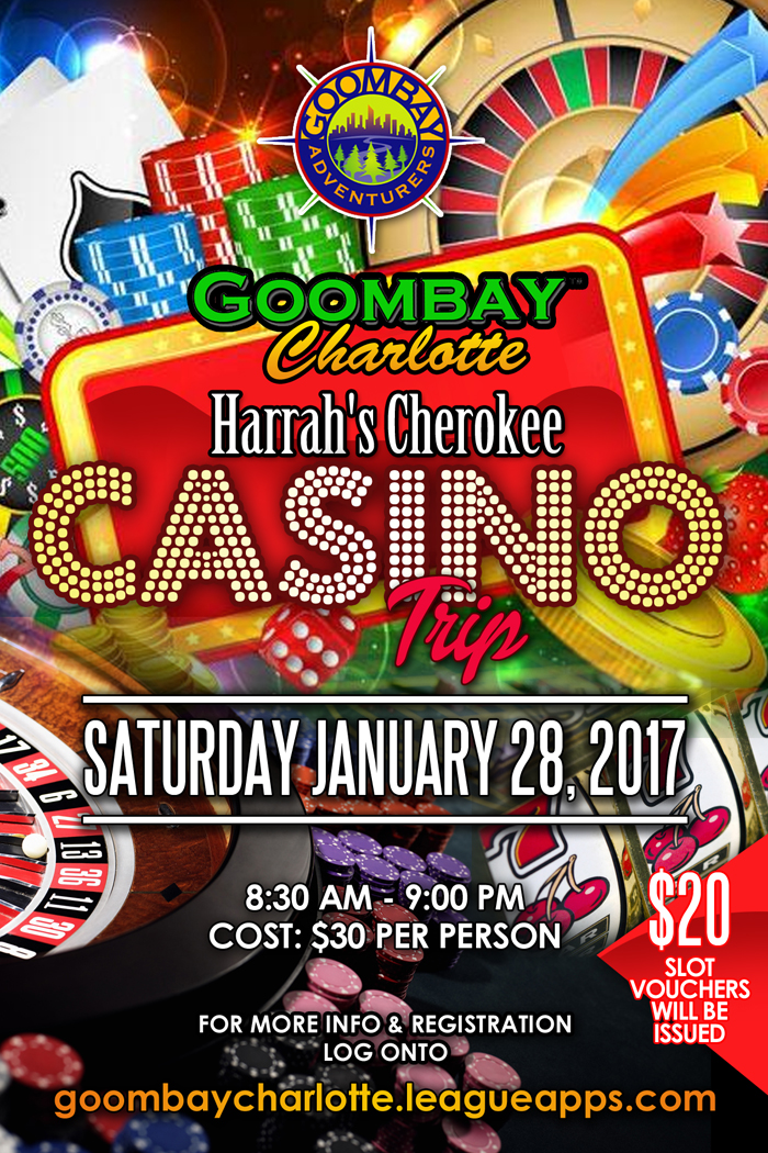 Cherokee casino in charlotte nc poker at casino royale goa