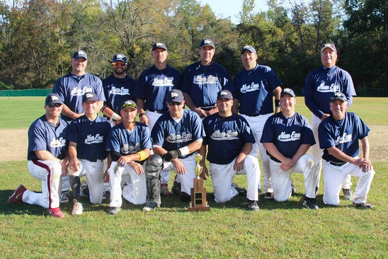 New Era Wins Fall Classic Elmira Corning Adult Baseball