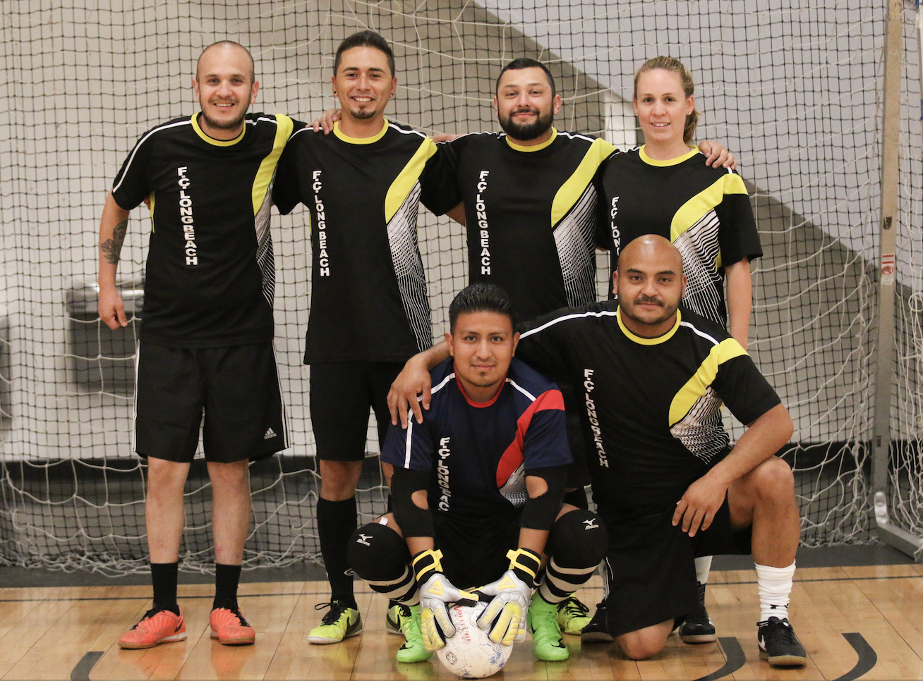 tuesday night 5v5 coed indoor futsal league in garden grove