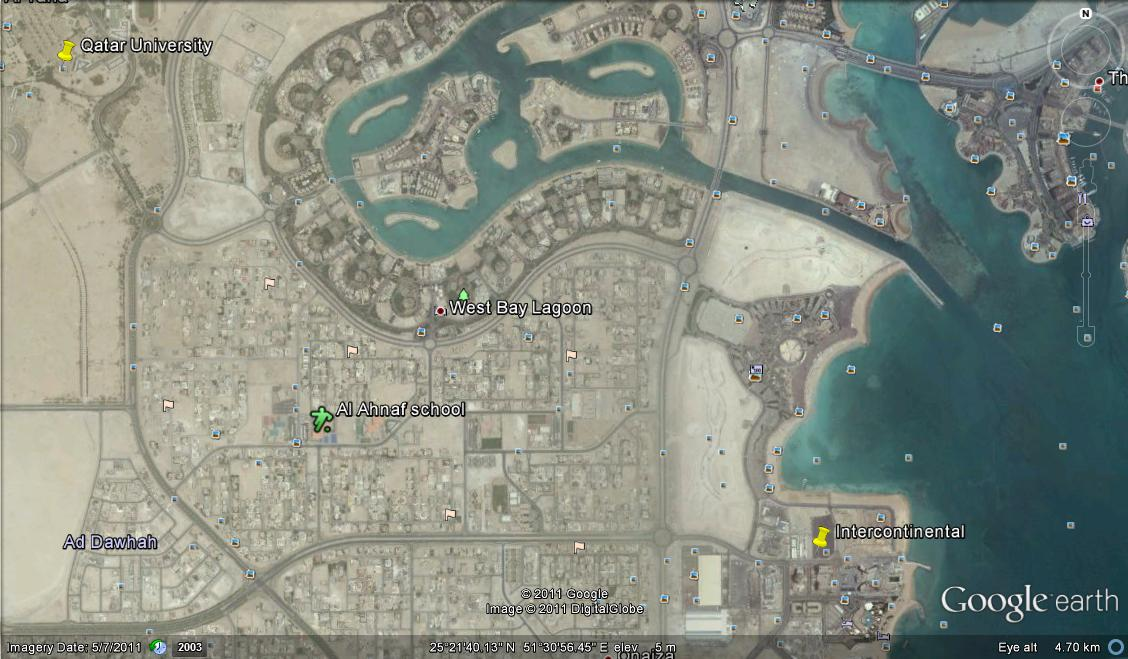 Location details for qatar university qsports please use google maps to get directions from your location its the main qatar university campus gumiabroncs Choice Image