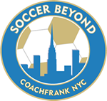 Soccer Beyond Logo Coach Frank NYC