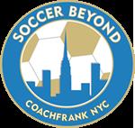 Soccer Beyond Logo Coach Frank NYC