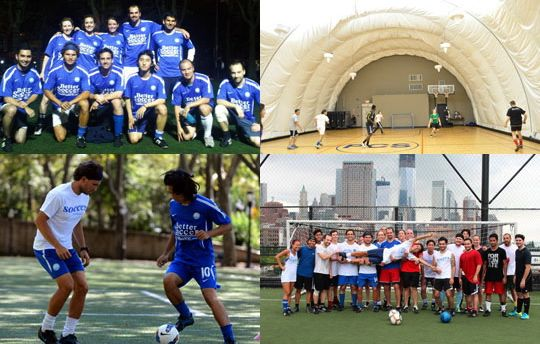 Soccer Beyond New York Coed Soccer School