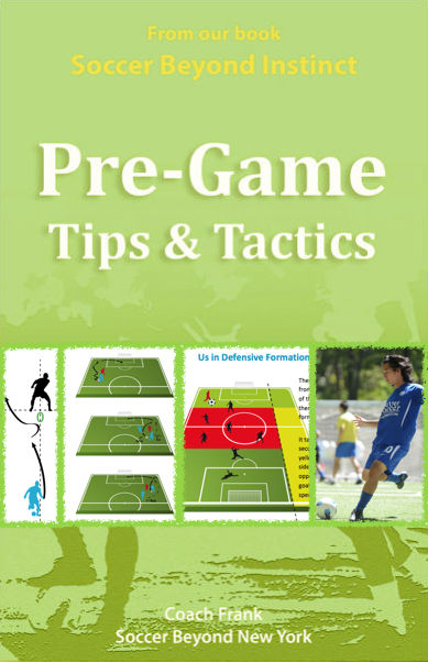 Soccer Beyond Tips and Tactics