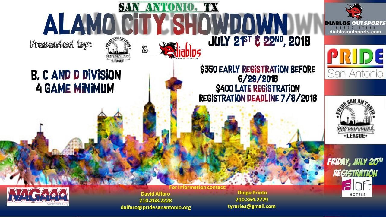 Alamo City Showdown