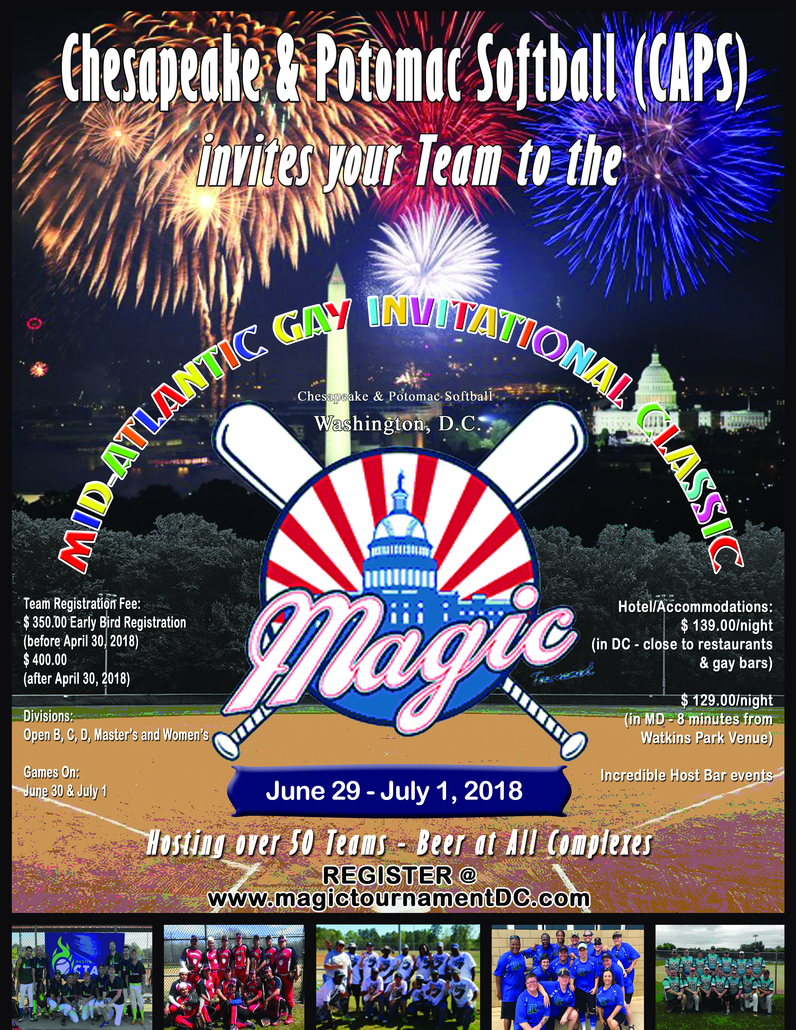 MAGIC 2018 Flyer