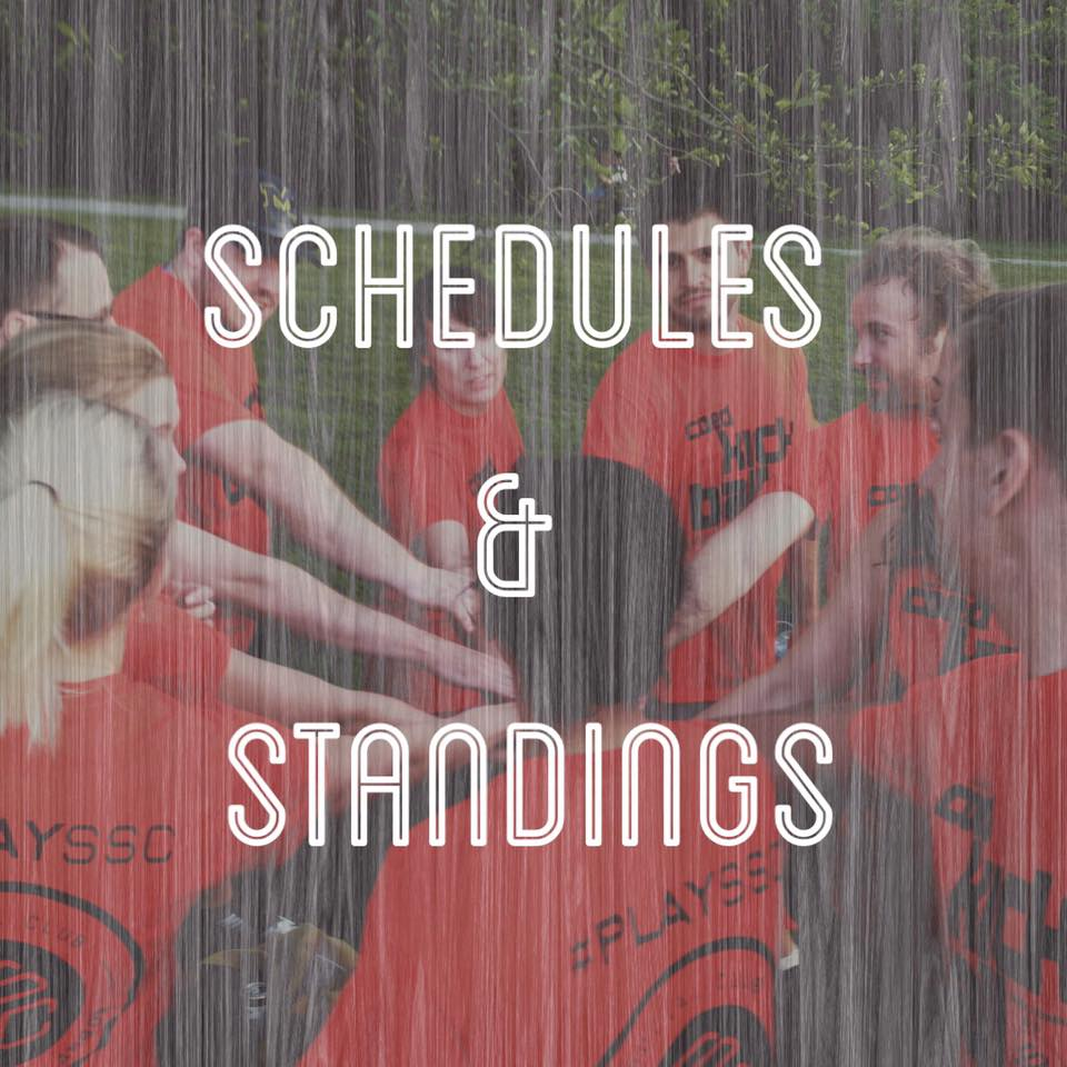 Schedules & Standings