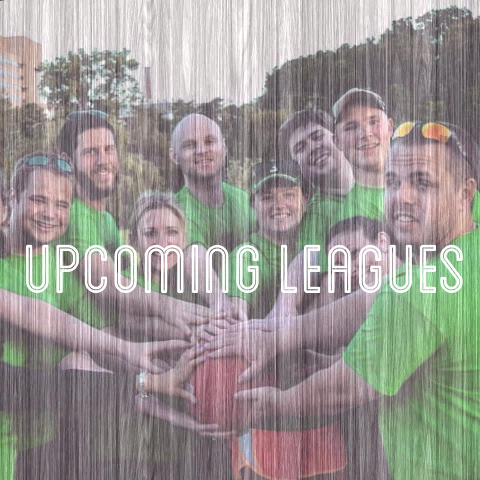 Upcoming Leagues