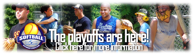2014 RSC Softball Playoff
