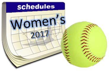 Women's Schedule