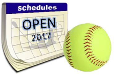 Open Schedule