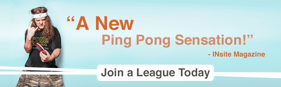 A New Pong Sensation