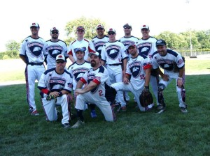 Warriors baseball team photo