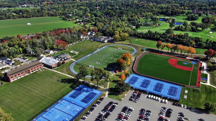 Location details for NYIT - Old Westbury : Express Lacrosse