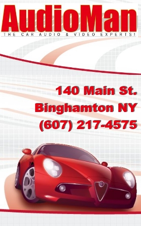 Audioman of Binghamton NY Main St.