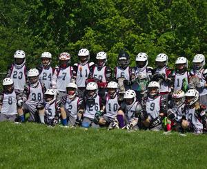 Boys Lacrosse - Inaugural Season
