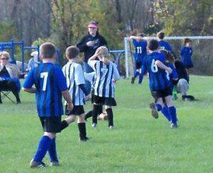 U8 soccer teams
