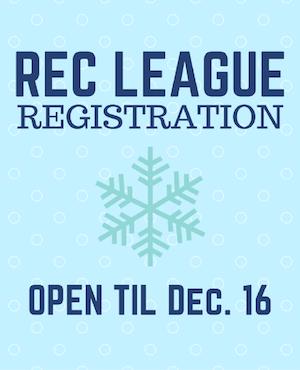 Rec Winter League