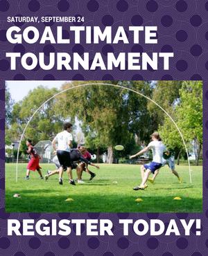 Goaltimate Tournament