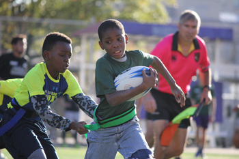 Washington DC Youth Flag Rugby