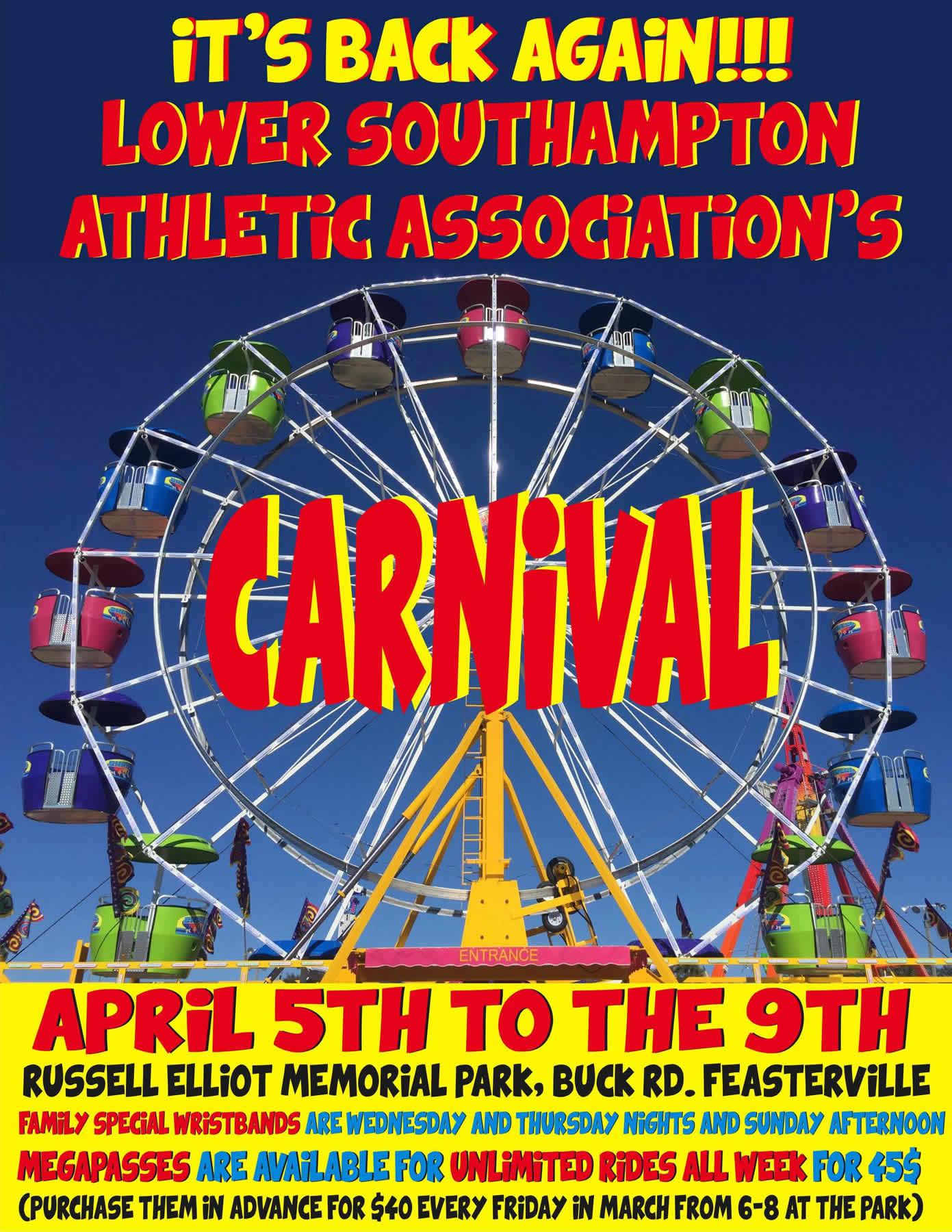 LSAA Carnival