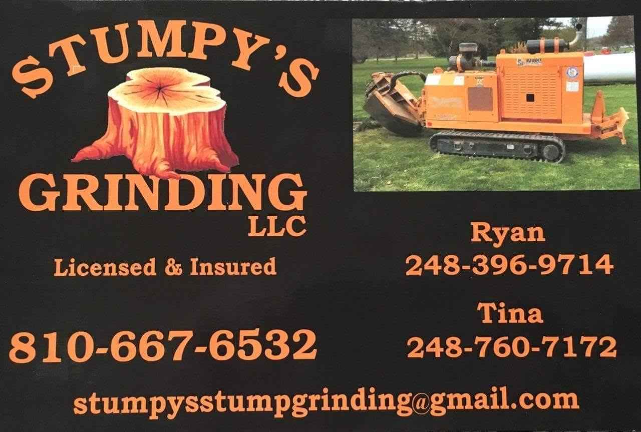 Stumpy's Stump Grinding