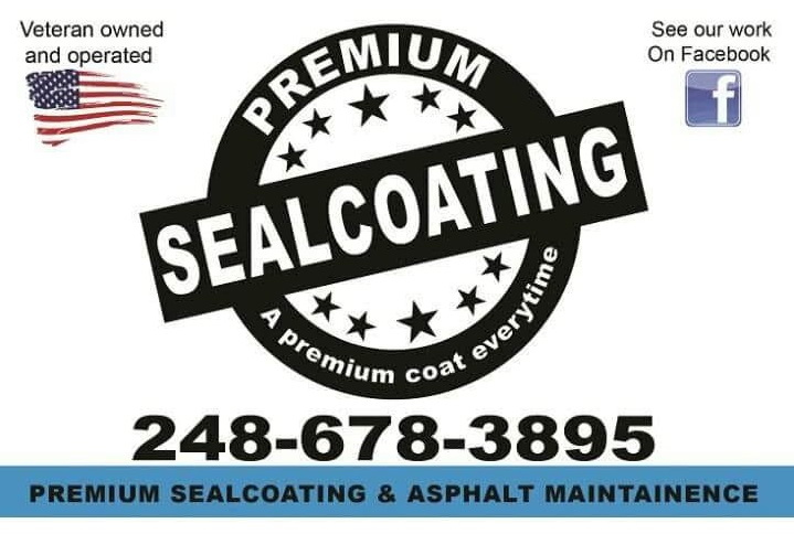 Premium Sealcoating