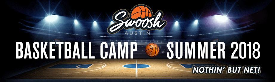 Swoosh Austin Basketball Camp for Boys & Girls