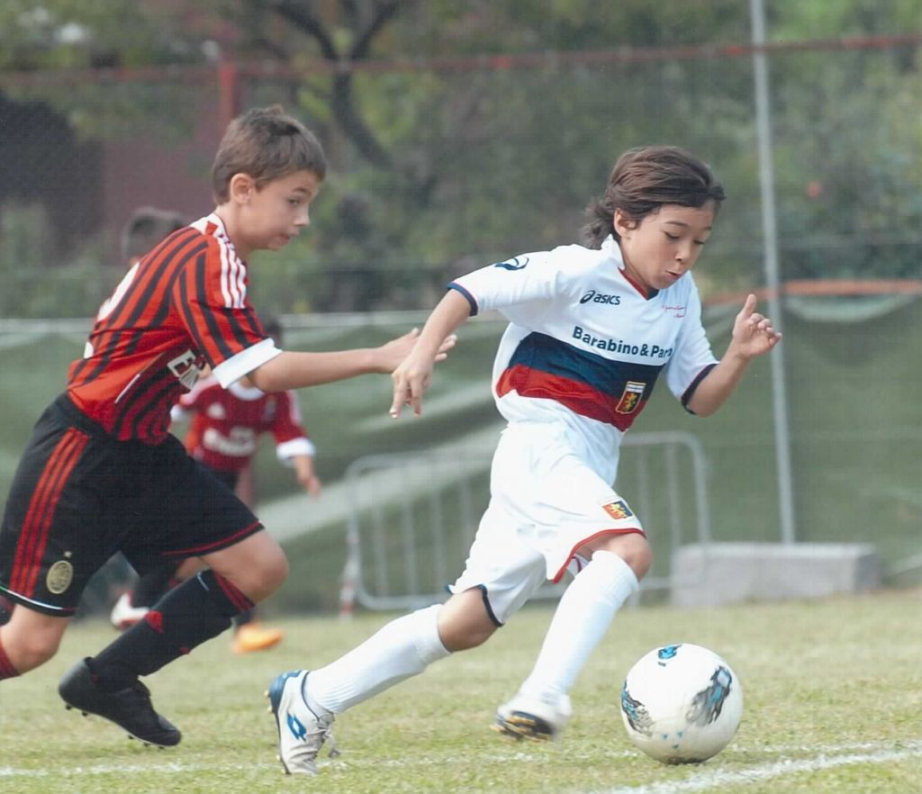 genoa fc youth academy - photo#4