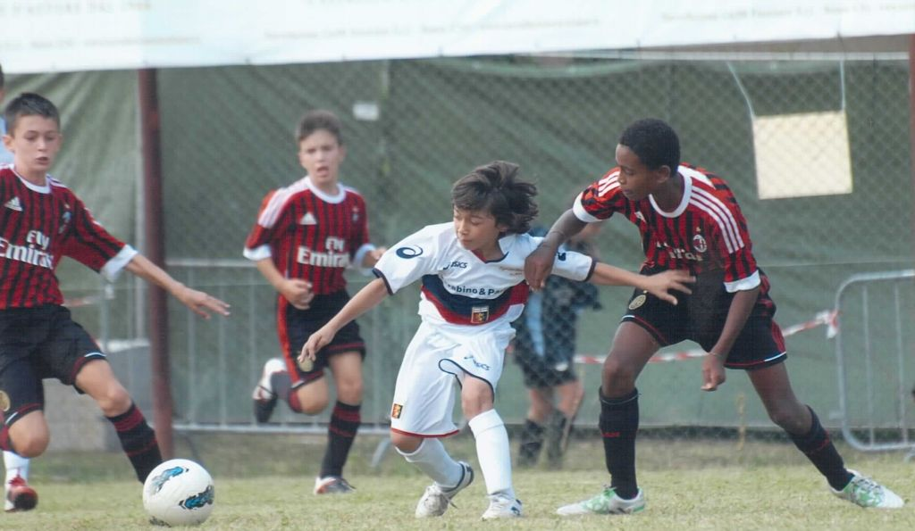 genoa fc youth academy - photo#20