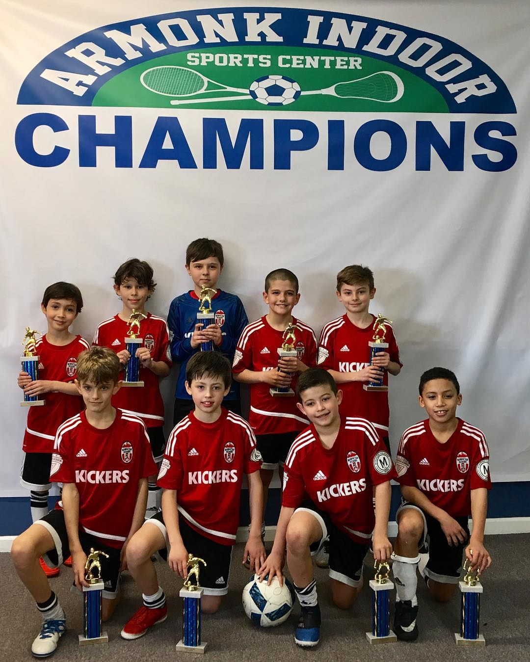 Four Kickers Teams Compete in the US Youth Futsal Regional Finals in Boston 262ebba5019f0