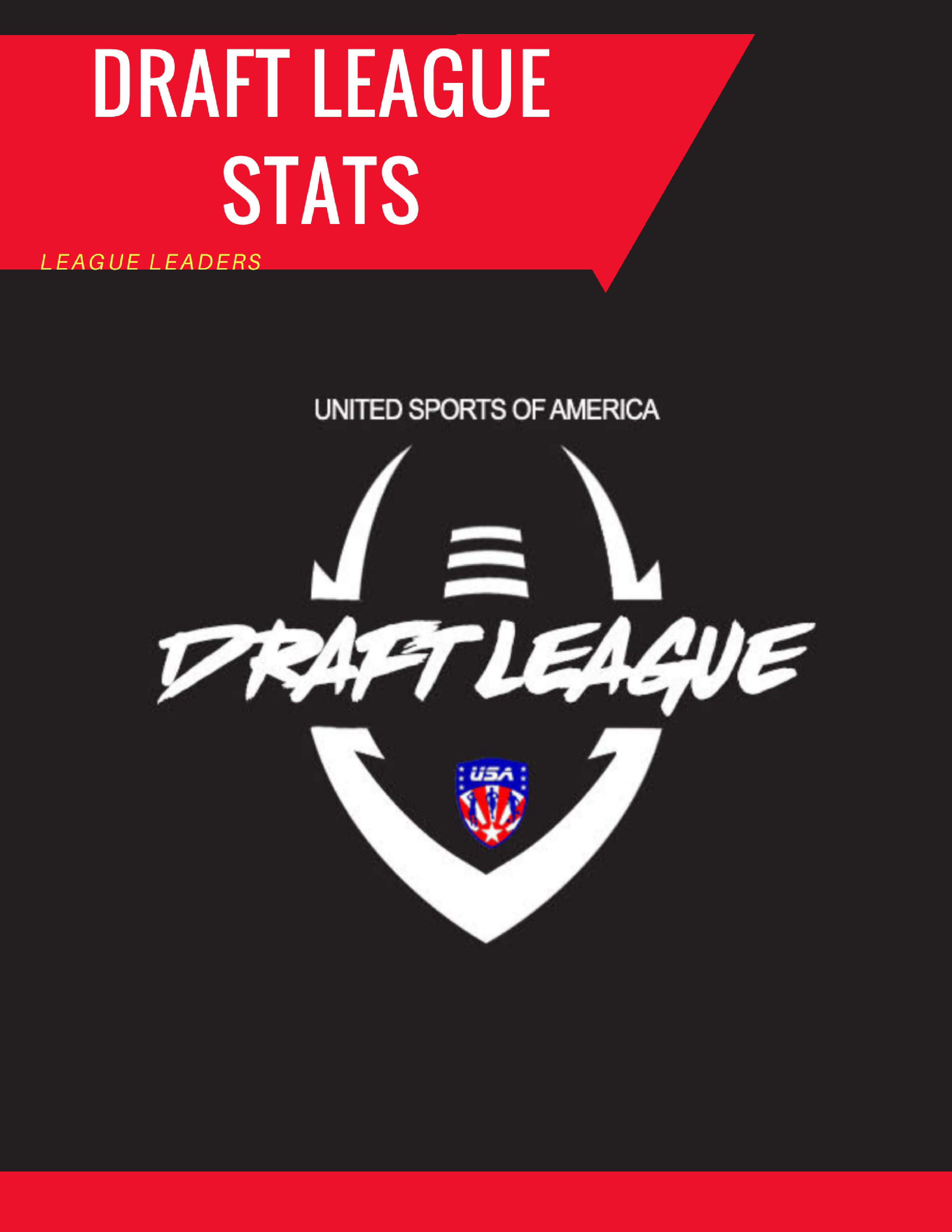 Draft League Stats