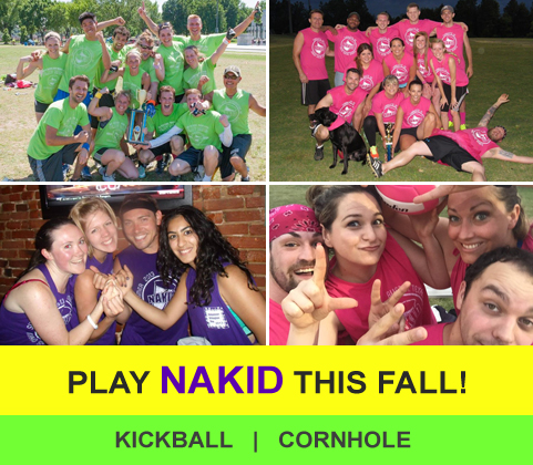 Play Kickball and Cornhole in Charlotte