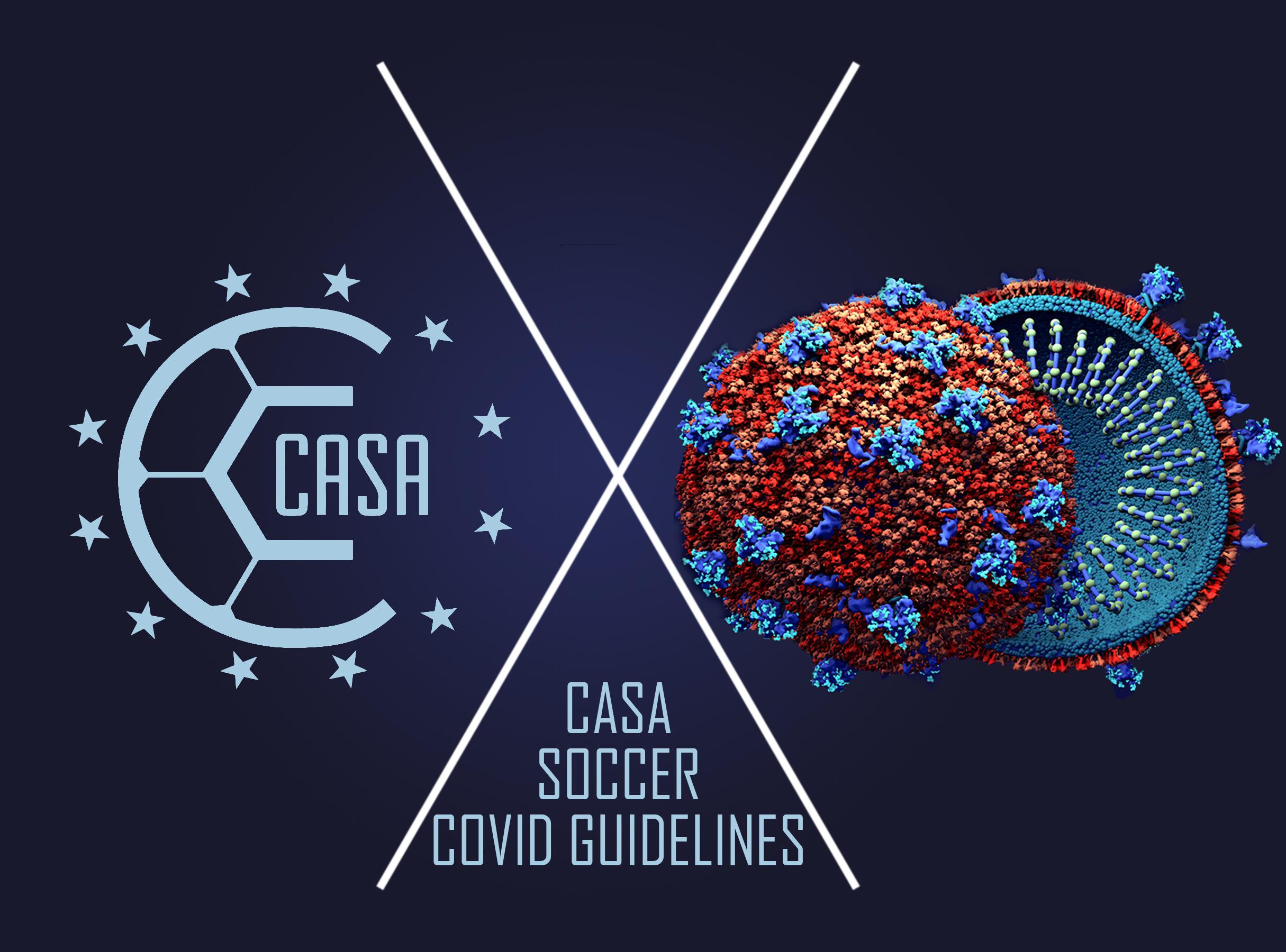 CASA COVID PROTOCOLS