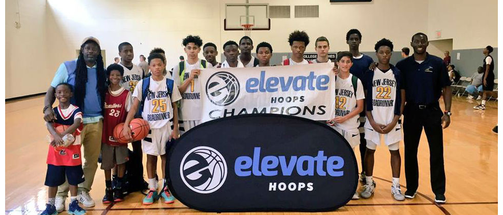 15s Win Championship at Elevate Hoops Tournament