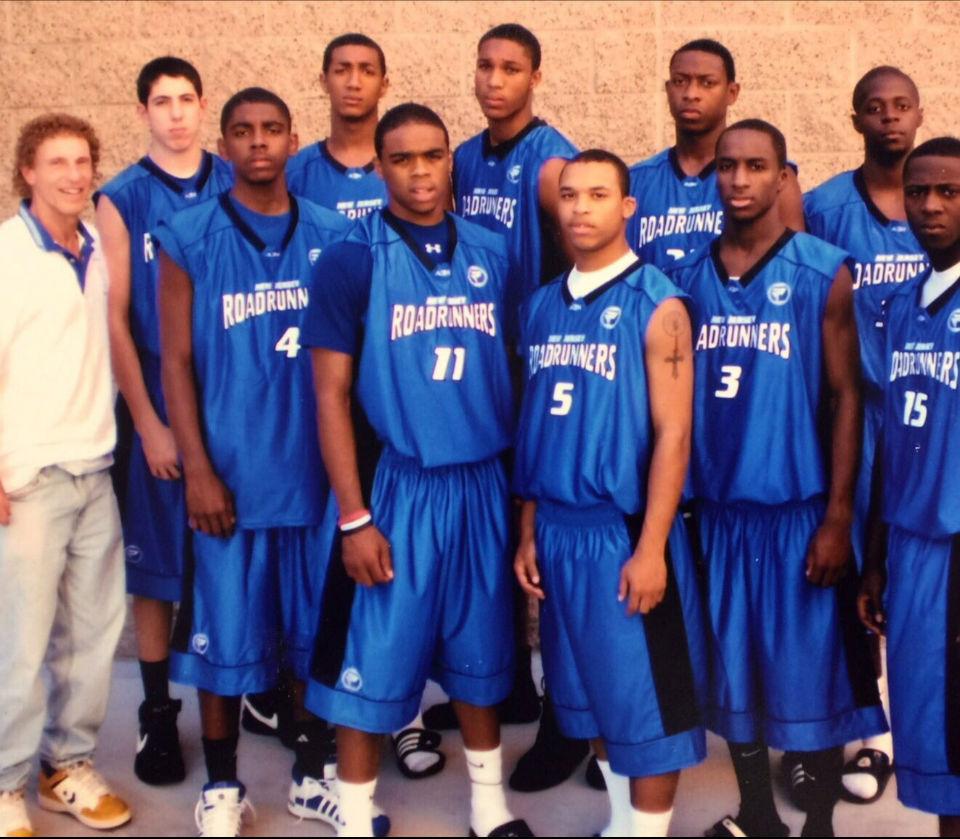 15U Kyrie Irving Championship Team