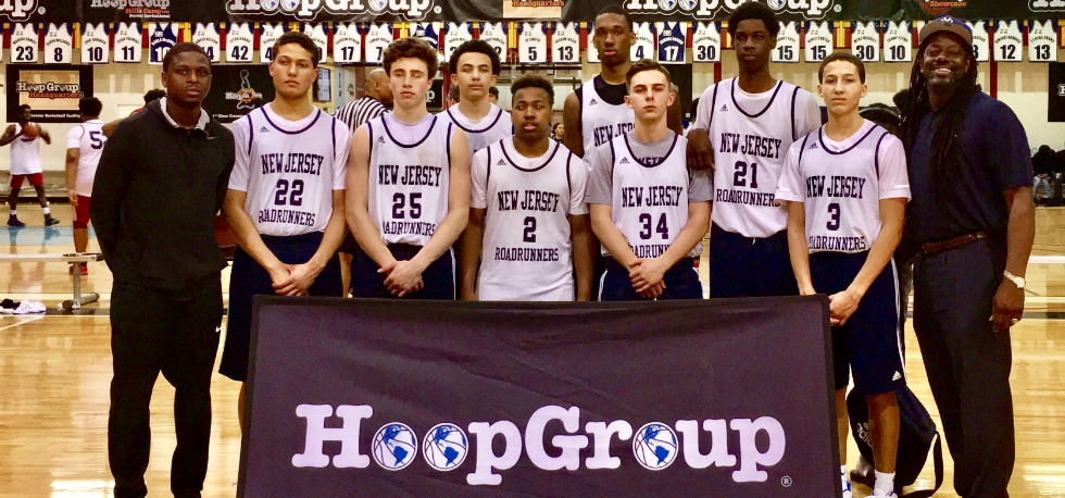 16U Hoop Group Champions