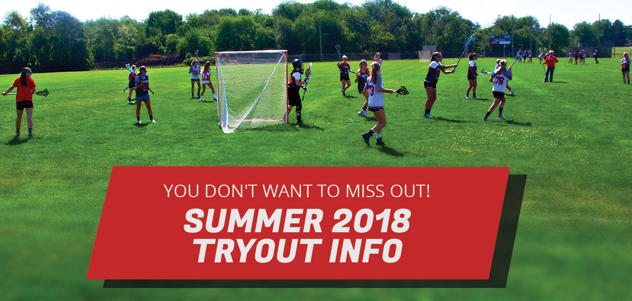 Summer Lax 2018 Is Starting Soon!!