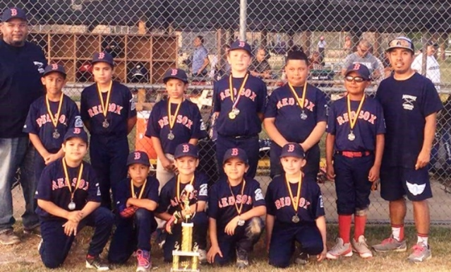 Mustang Red Sox- SWI 2nd Place