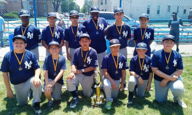 Bronco Yankees- SWI 2nd Place